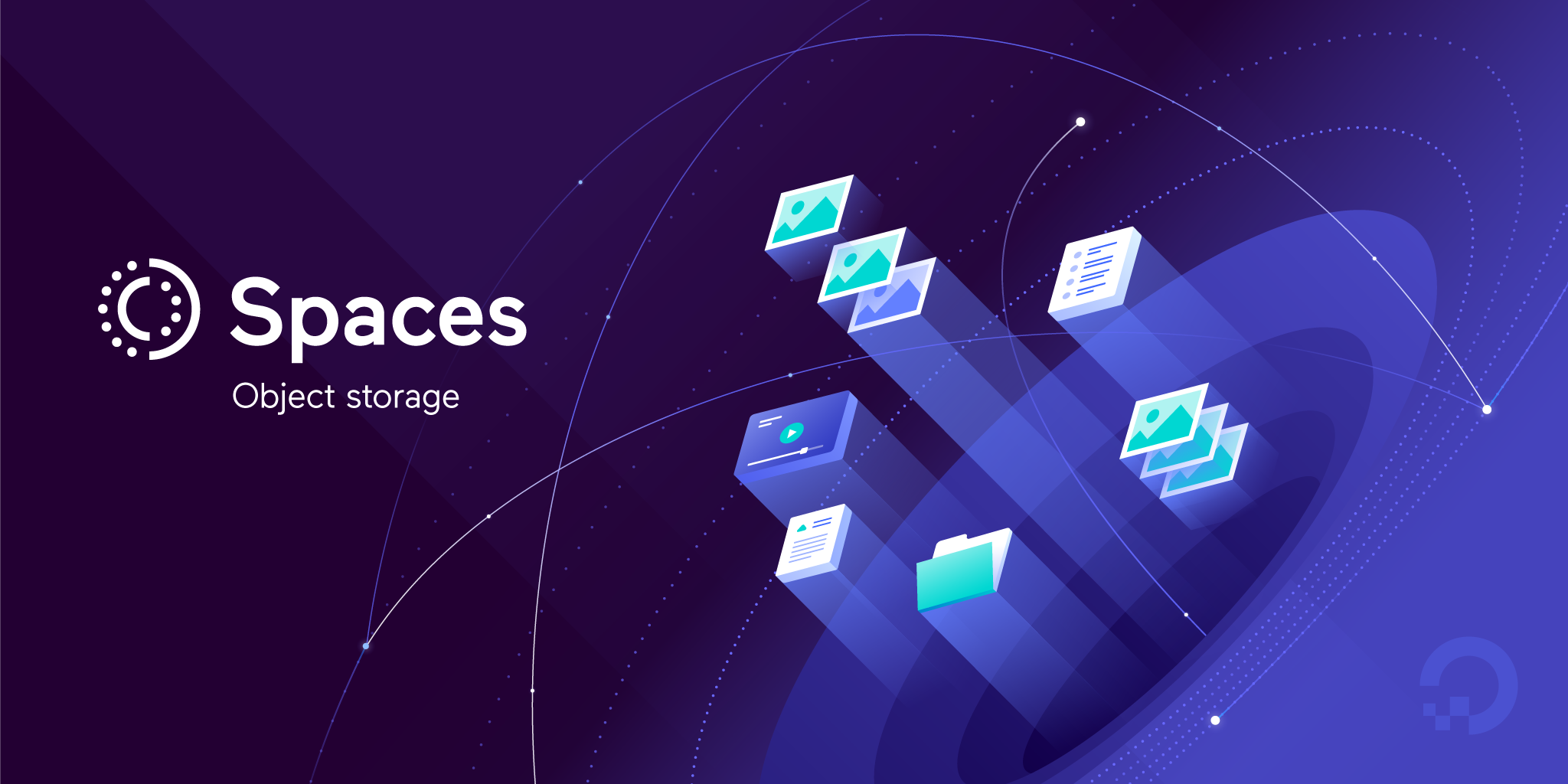 Spaces on DigitalOcean - Beautifully simple object storage